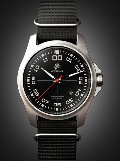 Cruise Dual Analog Watch