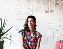 COYOTE - Fashion Catalog Editorial