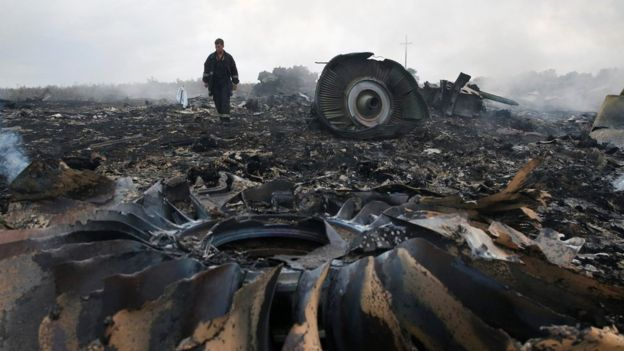 MH17 prosecutors want Russian answers